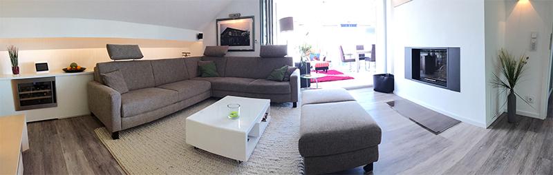 Wohnzimmer Renovierung in Löhne   Höltkemeier Innenarchitektur