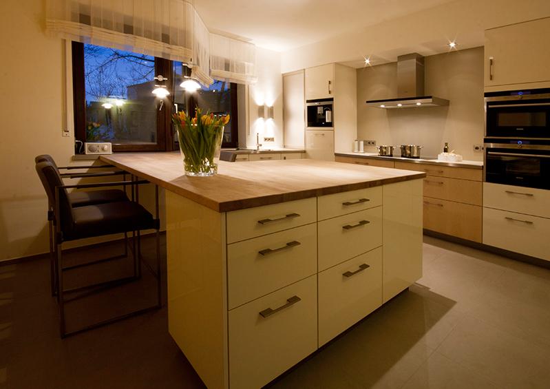 küchen-renovierung in minden | höltkemeier innenarchitektur, Innenarchitektur ideen